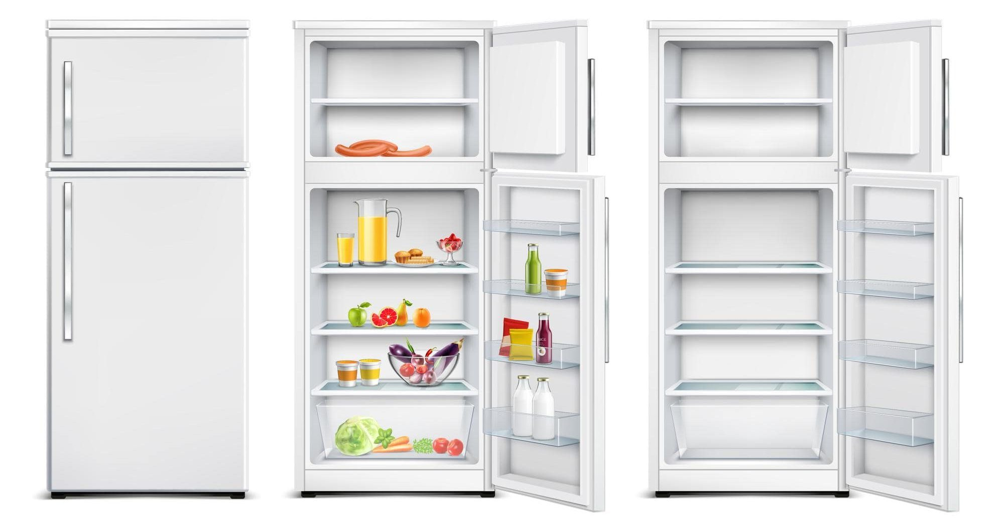 No Frost Buzdolabı ile Derin Dondurucu Arasındaki Fark